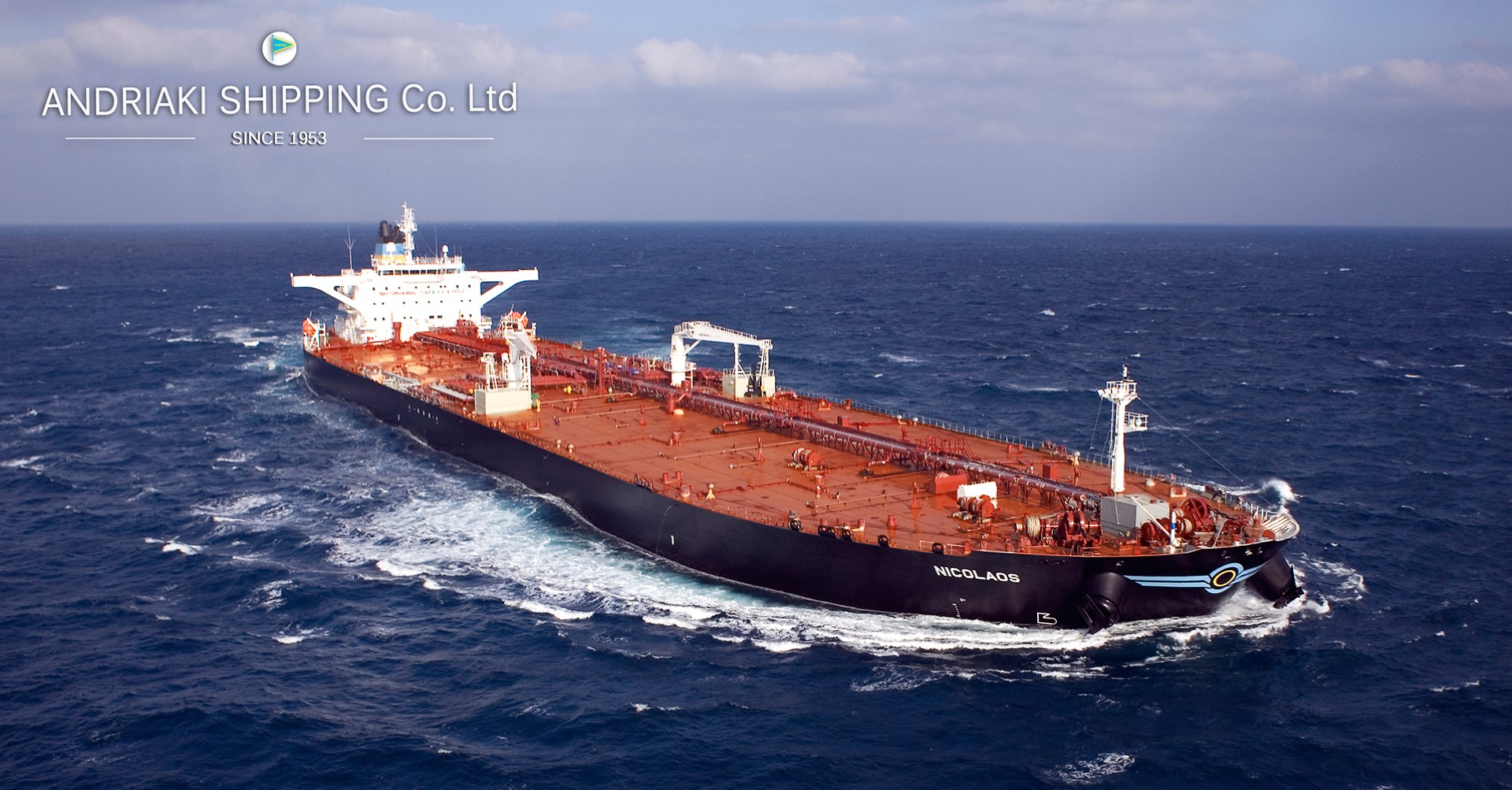 Andriaki Shipping Co  Ltd